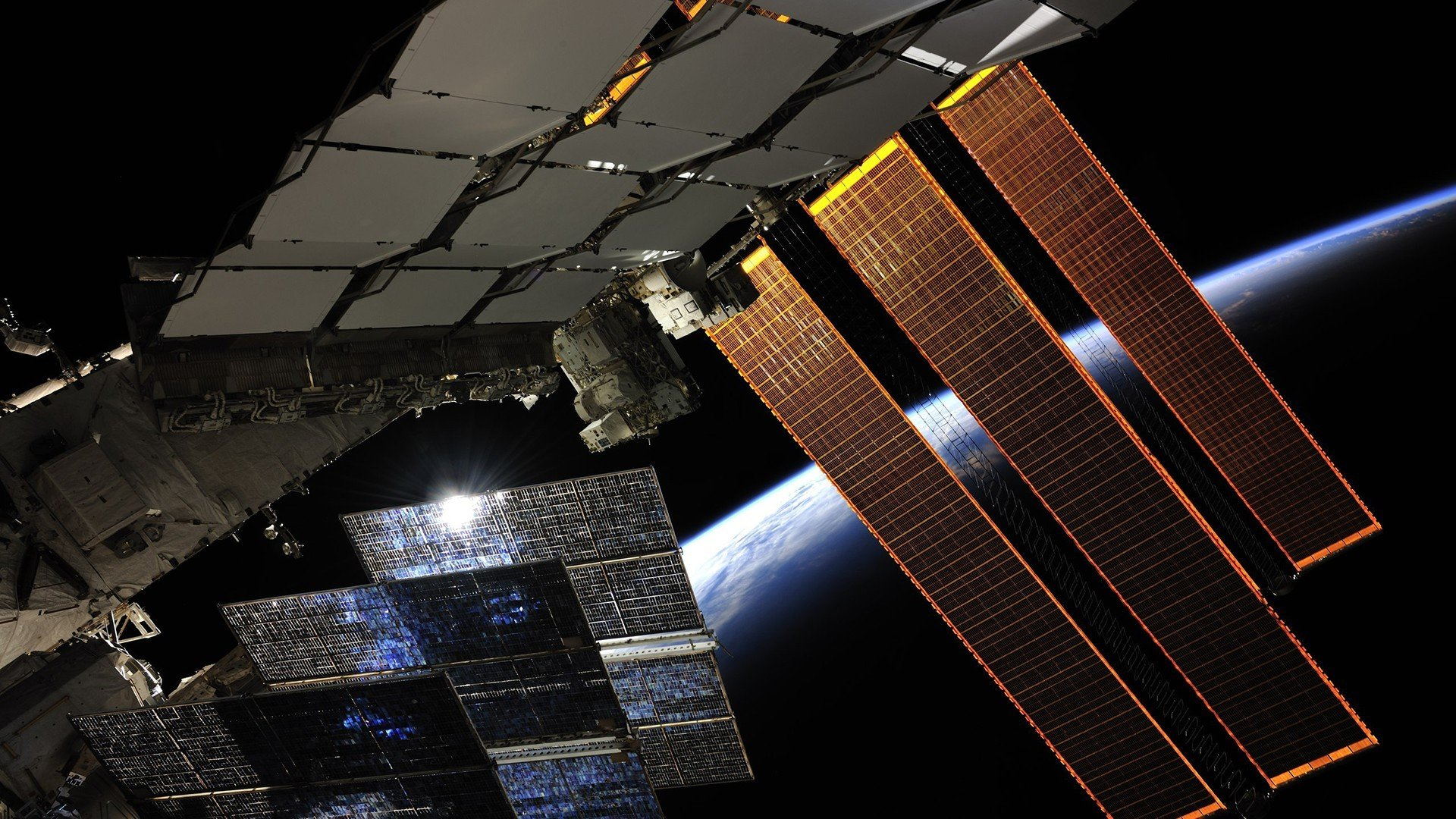 International space station space earth hd wallpapers - Space station wallpaper ...