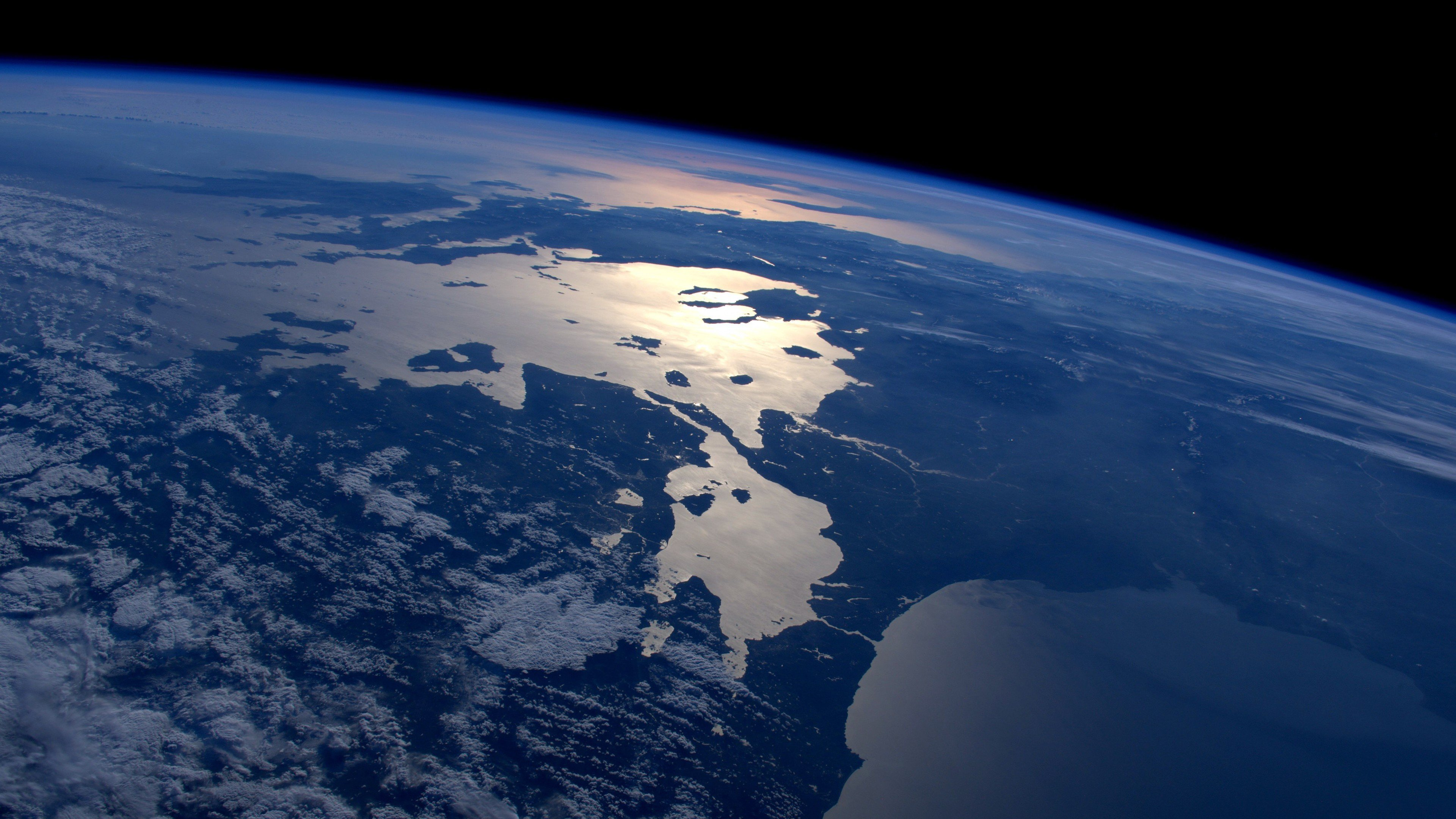 International Space Station, Space, Earth HD Wallpapers ...