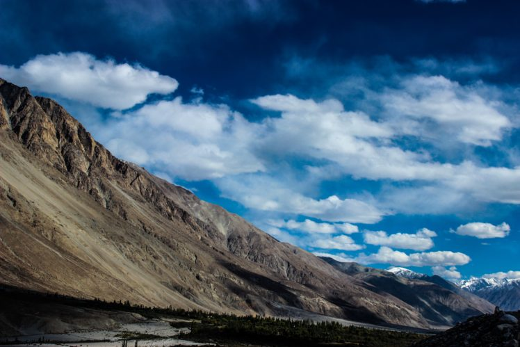 sky, Clouds, Mountains HD Wallpaper Desktop Background
