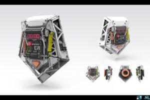 digital art, Science fiction, XCOM 2