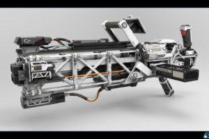 digital art, Science fiction, XCOM 2, Weapon