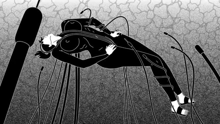 LORN, Anvil, Black, White, Contrast, Music HD Wallpaper Desktop Background