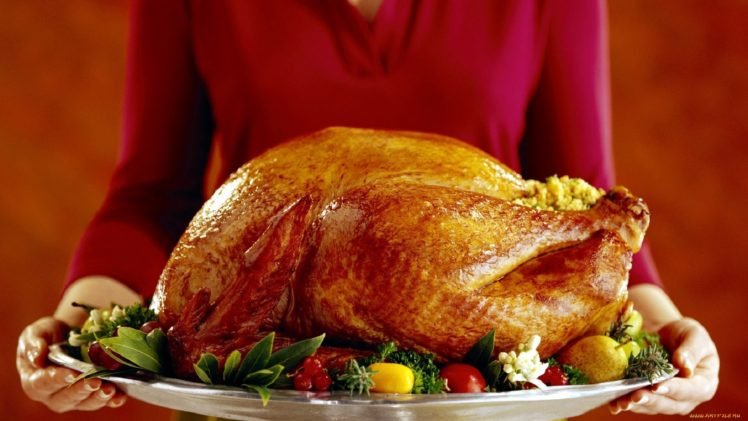 meat, Food, Turkeys HD Wallpaper Desktop Background