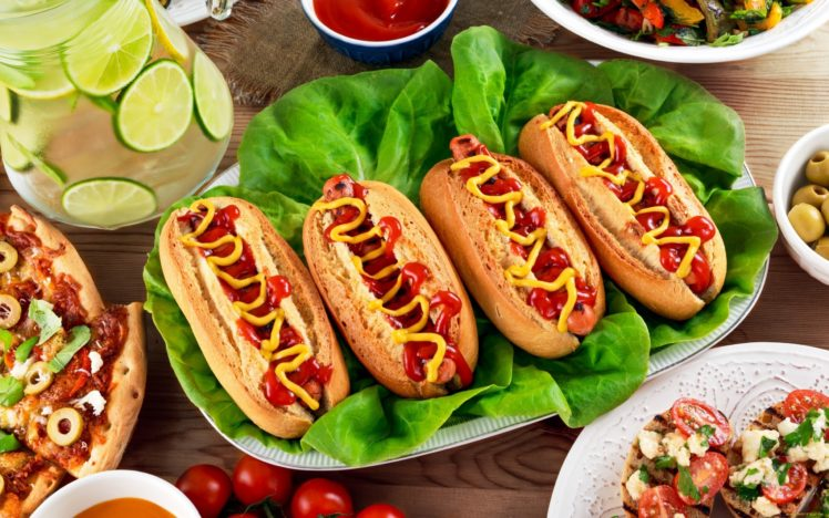 Hot Dogs, Food HD Wallpapers / Desktop And Mobile Images