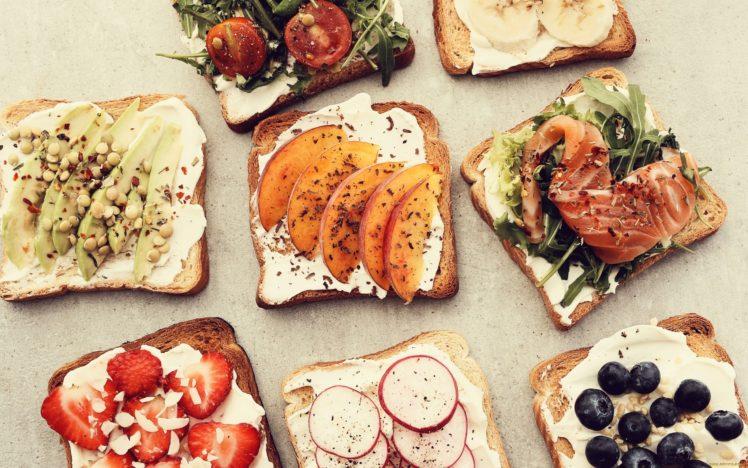 bread, Food, Sandwiches HD Wallpaper Desktop Background