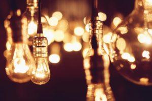 light bulb, Macro, Depth of field, Bokeh