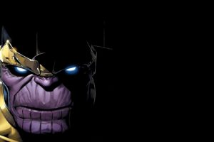 Thanos, Marvel Comics, Villains, Artwork