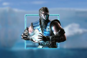 Sub Zero, Mortal Kombat X, Video games