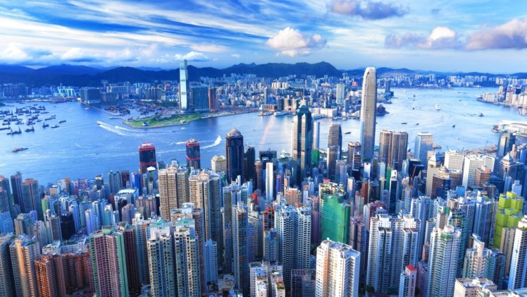 Cityscape Hong Kong Hd Wallpapers Desktop And Mobile Images Photos