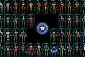 Iron Man, Marvel Cinematic Universe