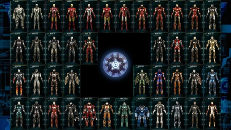 Iron Man, Marvel Cinematic Universe HD Wallpapers ...