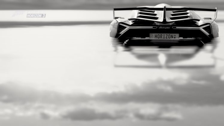 forza horizon 3, Video games, Lamborghini HD Wallpaper Desktop Background