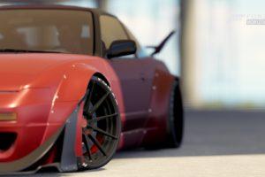 forza horizon 3, Video games, Nissan 240SX
