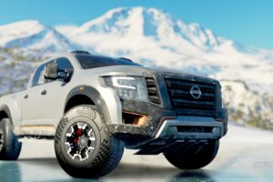 forza horizon 3, Video games, Nissan Titan Warrior