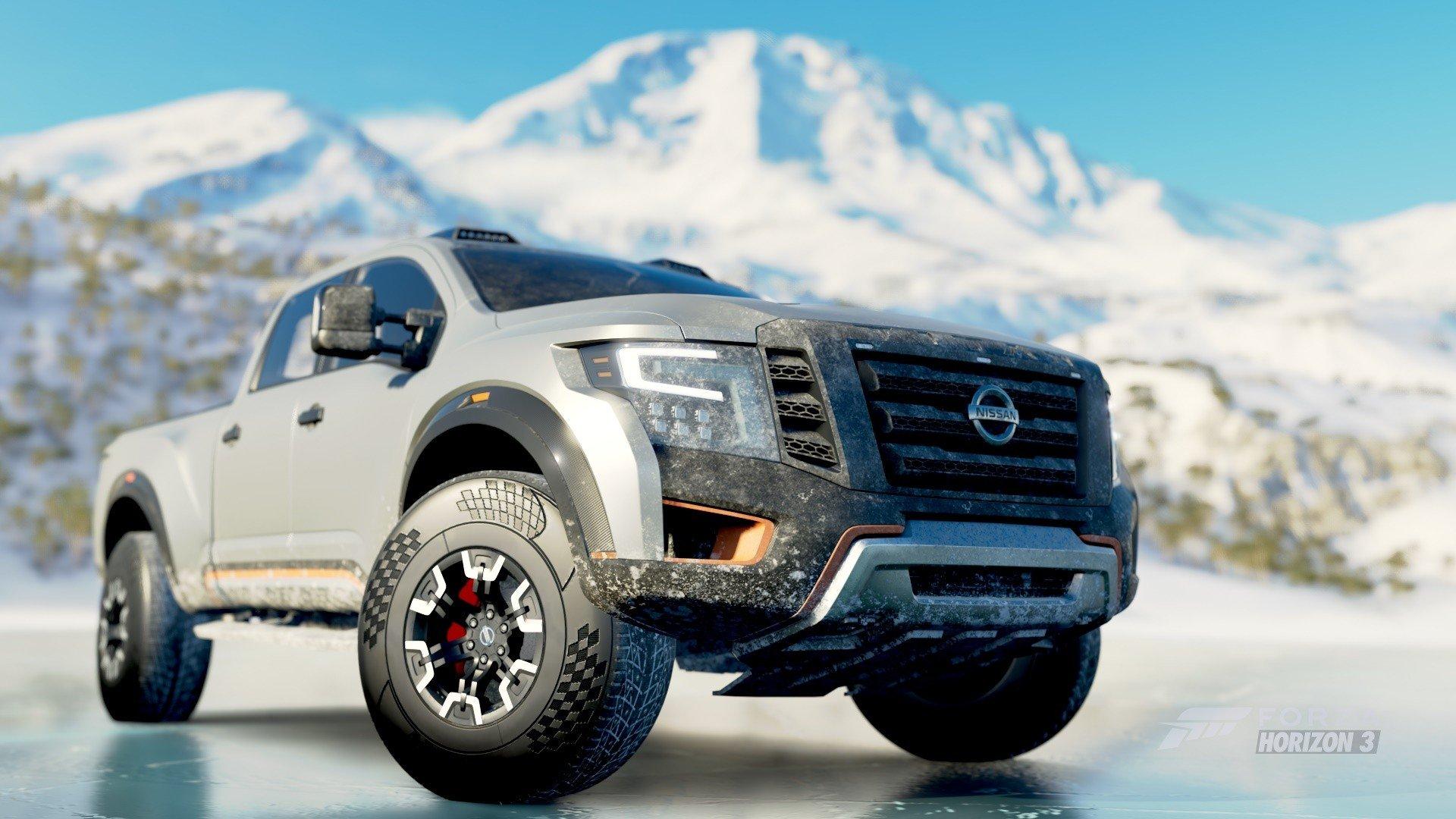 forza horizon 3, Video games, Nissan Titan Warrior HD ...