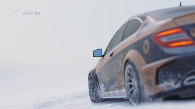 forza horizon 3, Video games, Mercedes Benz HD Wallpaper Desktop Background