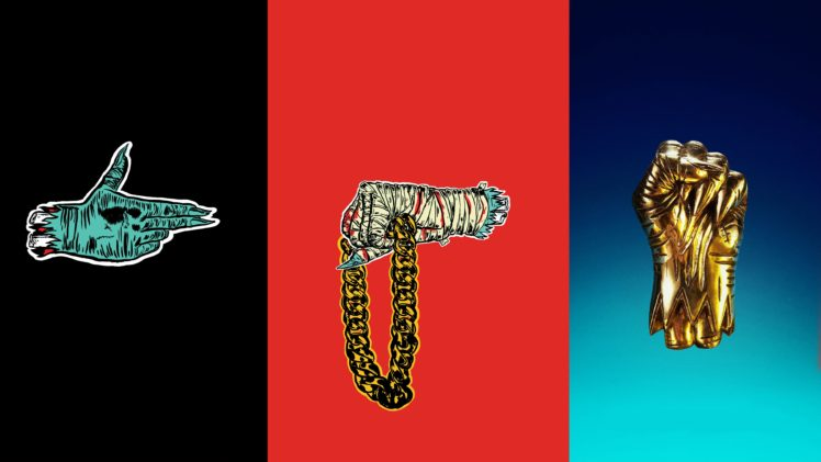 Fists Runthejewels Hip Hop Rap Hd Wallpapers Desktop