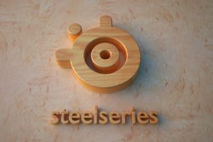 SteelSeries, 3D, Logo