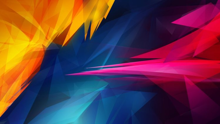 abstract, Shapes HD Wallpaper Desktop Background
