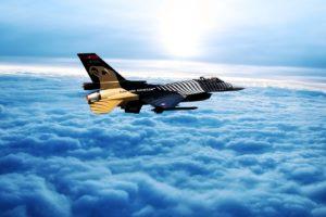 Turkish Air Force, SoloTurk, General Dynamics F 16 Fighting Falcon