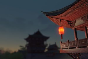 WuXia, China, Video games