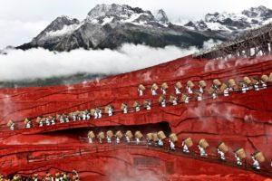 China, Red