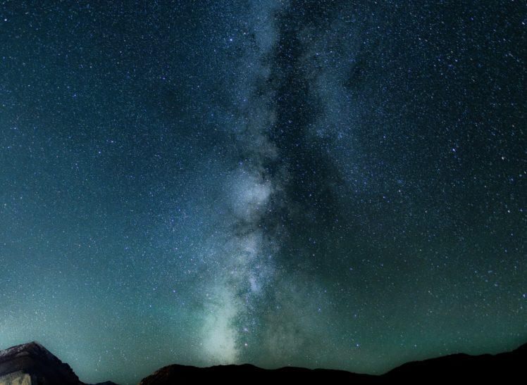 nature, Stars, Galaxy HD Wallpaper Desktop Background