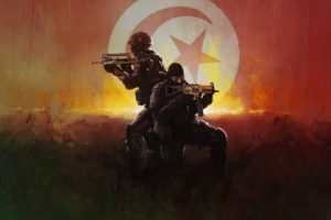 soldier, Counter Strike: Global Offensive, Flag, Tunisia, Army