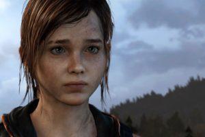 Ellie, The Last of Us, PlayStation 4