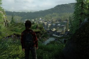 Ellie, The Last of Us, PlayStation 4, Video games