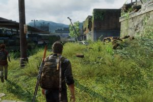 Joel, The Last of Us, PlayStation 4, Video games