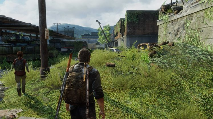 Joel The Last Of Us Playstation 4 Video Games Hd