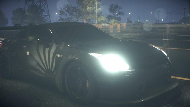 Nissan GTR, Nissan GT R R35, PlayStation 4, Need for Speed, Video games, LB Works HD Wallpaper Desktop Background