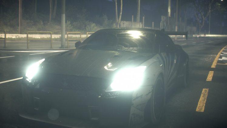 Nissan GTR, Nissan GT R R35, PlayStation 4, Need for Speed, Video games HD Wallpaper Desktop Background