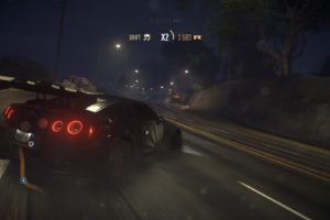 Nissan GTR, Nissan GT R R35, PlayStation 4, Need for Speed, LB Performance, Video games