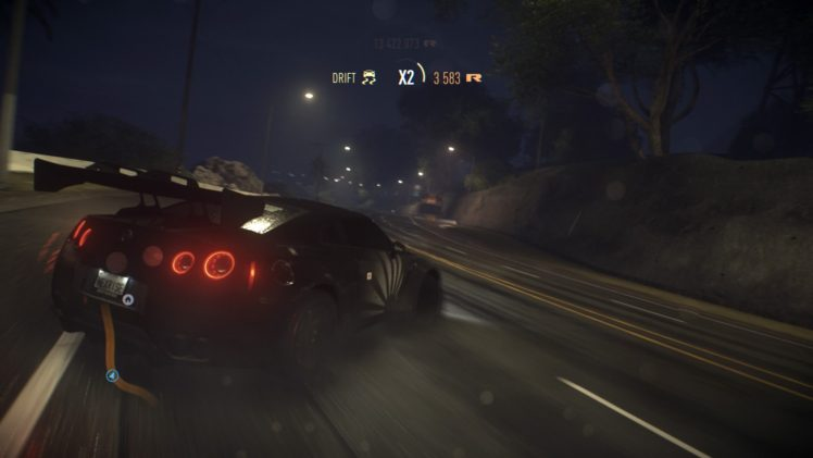 Nissan GTR, Nissan GT R R35, PlayStation 4, Need for Speed, LB Performance, Video games HD Wallpaper Desktop Background