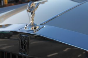 Rolls Royce, Car, Spirit of Ecstasy