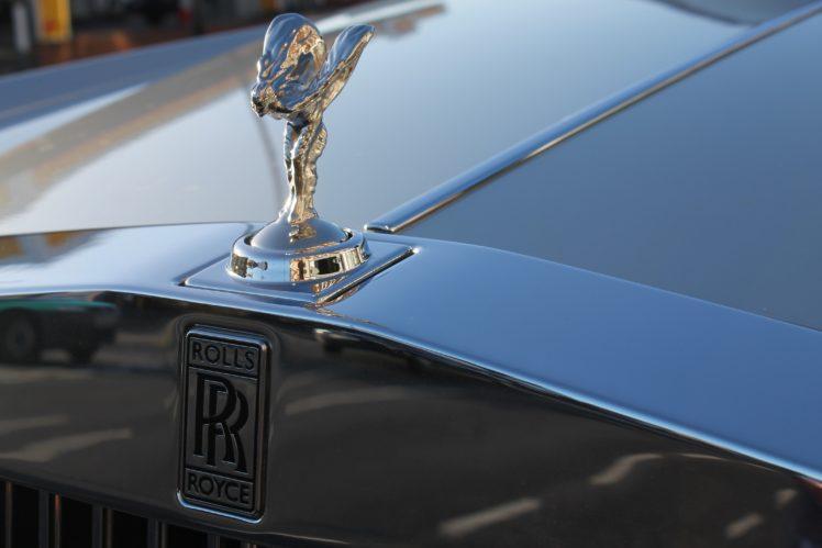 Rolls Royce Car Spirit Of Ecstasy Hd Wallpapers Desktop And
