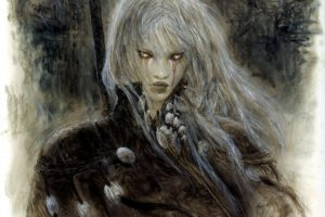 Luis Royo, Women, Fantasy art, Malefic time, Fantasy girl
