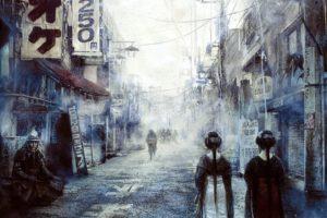 Luis Royo, Women, Fantasy art, Markets, Malefic time