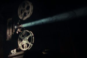 film reel, Movies