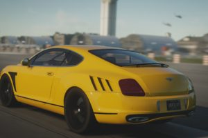 Bentley Continental GT3, The Crew, Car