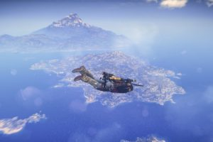 Rico, Just Cause 3