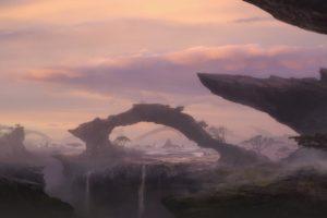 stellaris, Alien world