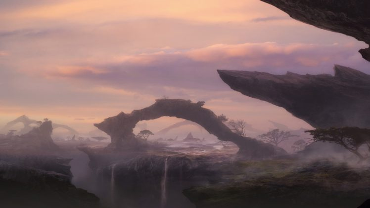 stellaris, Alien world HD Wallpaper Desktop Background