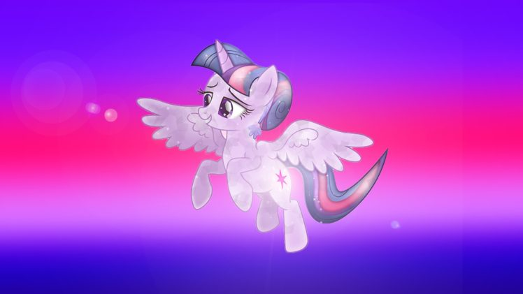 Twilight Sparkle Princess My Little Pony Crystal Wings