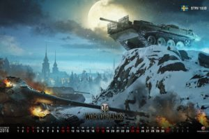 calendar, World of Tanks, Stridsvagn 103B