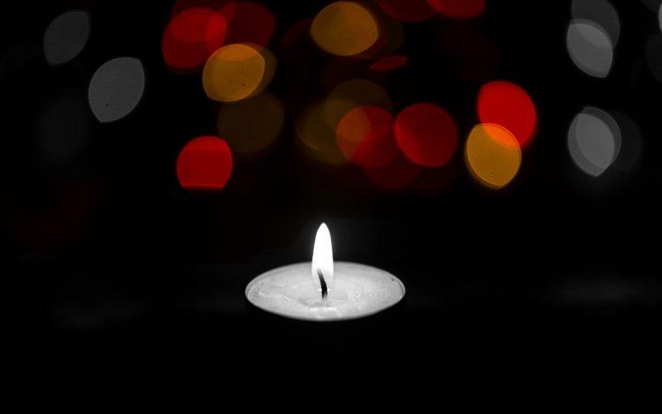 candles, Lights HD Wallpaper Desktop Background