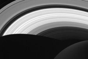 space, Saturn