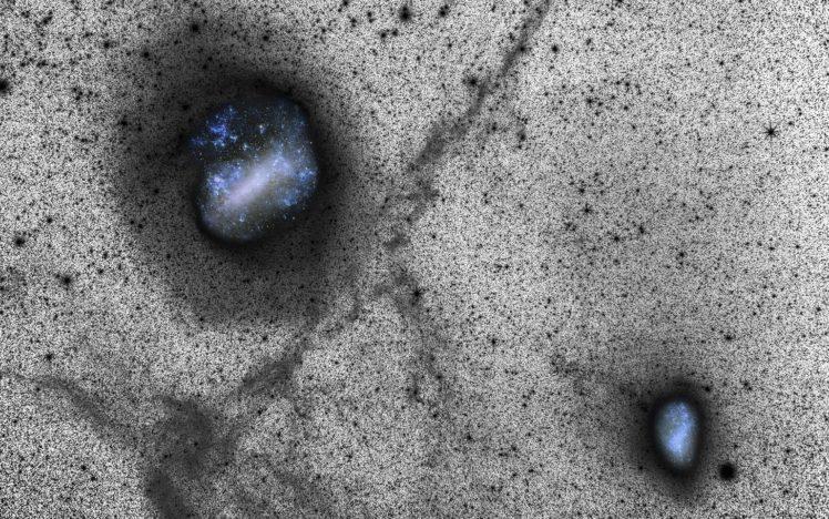 space, Galaxy HD Wallpaper Desktop Background